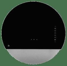 Ciarko Design Odsavač šikmý komínový Eclipse Black Inox (CDP6001CC) + 4 roky záruka po registraci