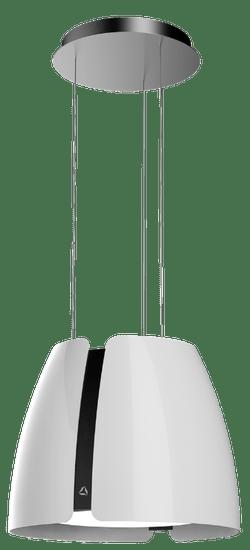 Ciarko Design Odsávač ostrovčekový Miss W White (CDW5001B) + 4 roky záruka po registraci