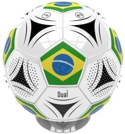 Bezdrátový reproduktor ve tvaru fotbalového míče, Brazílie
