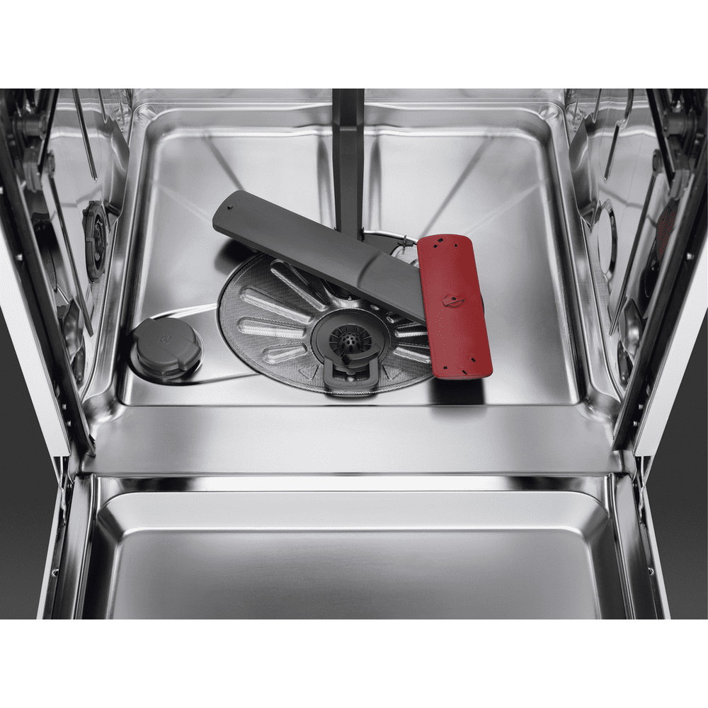 AEG vestavná myčka nádobí Mastery MaxiFlex FES5395XZM + 10 let záruka na motor