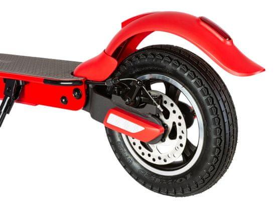 CORY Race elektromos roller, 350W, Vörös