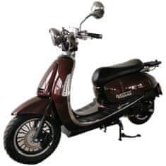 CLS MOTORCYCLE CLS VIENNA R 125i 6,5 kW hnědá