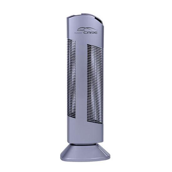 Ionic-CARE Čistička vzduchu Ionic-CARE Triton X6 stříbrná 1 ks a nápojová láhev Ionic-CARE 0,7 l ZDARMA