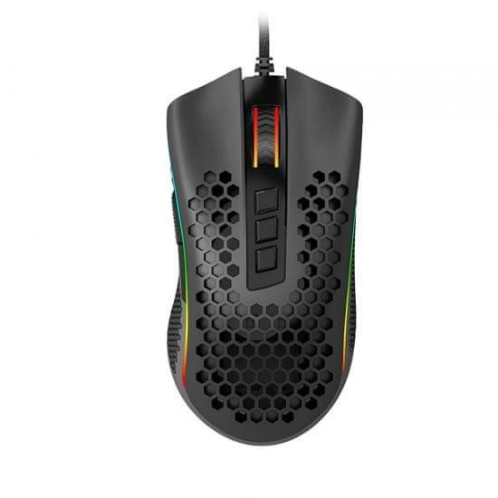 Redragon Storm M808 gaming miška, RGB