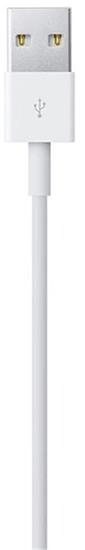 Apple kabel USB-A - Lightning, M/M, nabíjecí, datový, 1m MXLY2ZM/A, bílá