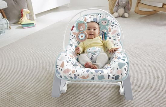 Fisher-Price gugalnik od novorojenčka do malčka
