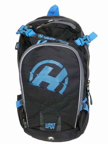 Haven Hydratační batoh LUMINITE II modrá - objem 12 litrů