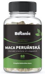 Botanic Maca extrakt 4:1 60 kapslí