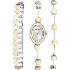 Anne Klein AK/3087TTST set - dámské hodinky s náramky