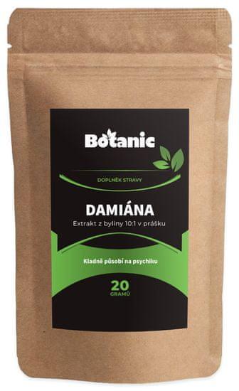 Botanic Damiána extrakt 10:1 20g