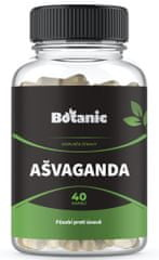 Botanic Ašvaganda 2,5% whitanaloidů 40 kapslí