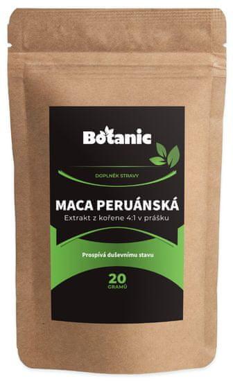Botanic Maca extrakt 4:1 20g