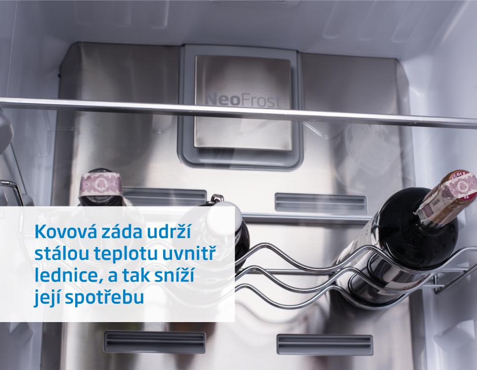 Beko vestavná lednička BCNA306E3SN