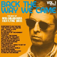 Gallagher's Noel High Flying: Back The Way We Came: Vol. 1 (2011 - 2021) (2x CD) - CD
