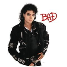 Jackson Michael: Bad (Picture vinyl) - LP