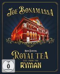 Bonamassa Joe: Now Serving - Royal Tea Live From The Ryman - DVD
