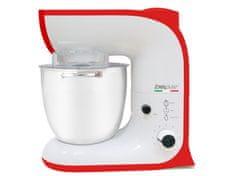 Beper kuchyňský robot Verde 90702-A, červený - zánovní