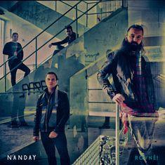 Nanday: Rovně! - CD