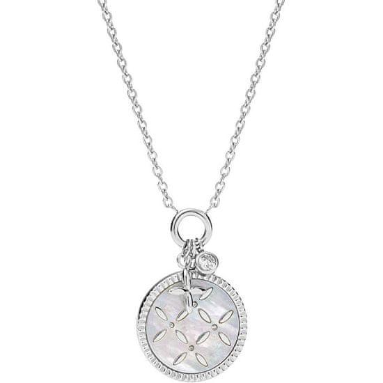 Fossil Okouzlující ocelový náhrdelník Classics JF03540040