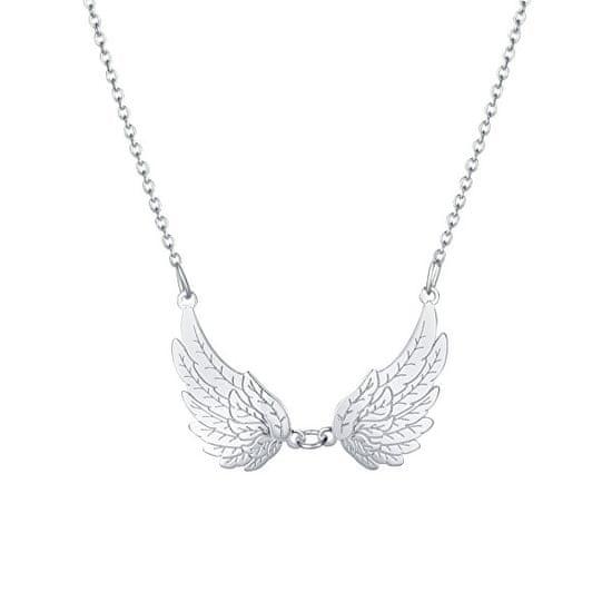 Praqia Angyal ezüst nyaklánc Angelina N6273_RH ezüst 925/1000