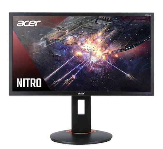 Acer XF240QSbiipr gaming monitor, 59,94 cm (23,6), FHD, TN, 1ms (UM.UX0EE.S01)