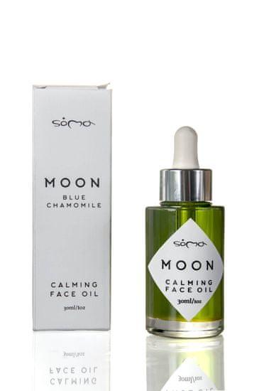 Soma Botanicals Zklidňující pleťový olej Moon Calming Face Oil 30ml