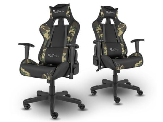 Genesis Nitro 560 stol, vojaški