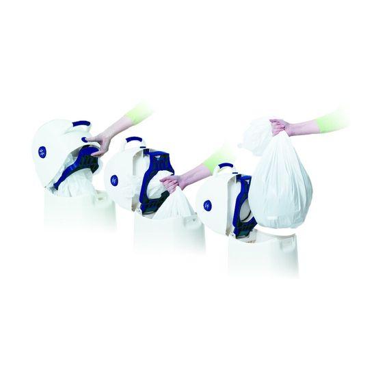 Diaper Champ Kôš na plienky Regular - strieborný