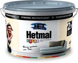 HET mal Color 0103 Ema smotanová 4kg - svetlá interiérová farba