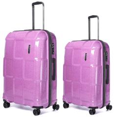 EPIC Sada kufrů Crate Reflex Amethyst Purple 2-set S+M