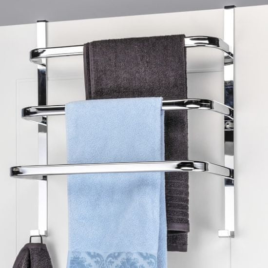 shumee HI Wieszak na ręczniki zawieszany na drzwi