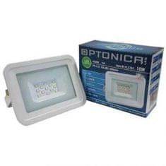 Optonica LED reflektor 10W nevtralno bela 4500K beli