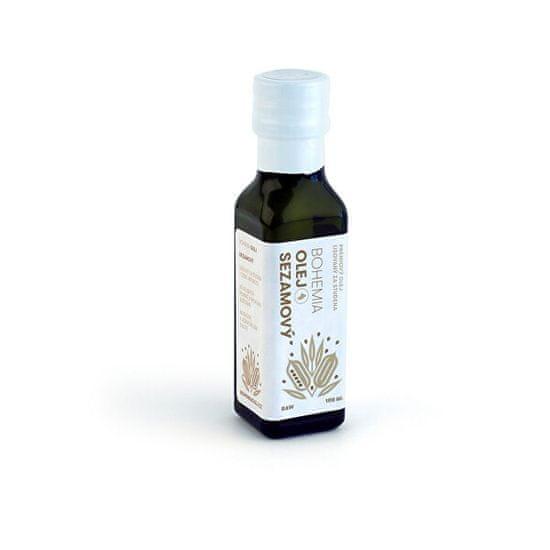 BohemiaOlej Sezamový olej 100ml