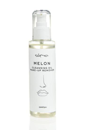 Soma Botanicals Čisticí pleťový olej na odstranění make-upu Melon Makeup Remover 150 ml