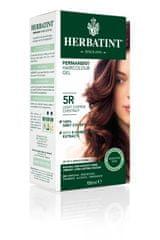 permanentní barva na vlasy světele měděný kaštan 5R