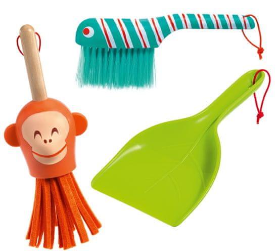 Djeco Otroški komplet za čiščenje