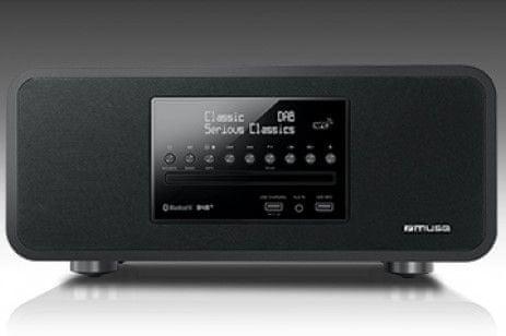 Muse M-670BT, Bluetooth reproduktor, černá