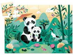 Djeco sestavljanka Panda, 24 delov