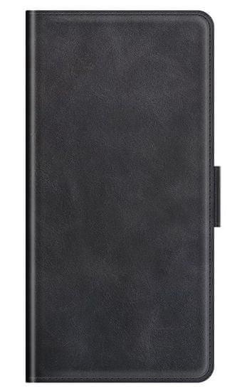 EPICO Elite Flip Case preklopa maskica za Asus ZenFone 8 Flip (58811131300001), crna