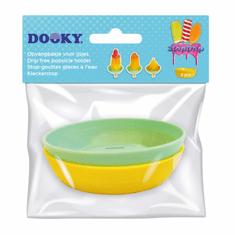 Dooky StopDrip Yellow/Mint 2ks