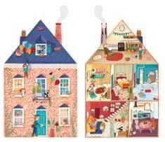 Londji Puzzle Dobrodošli doma, 36 kosov