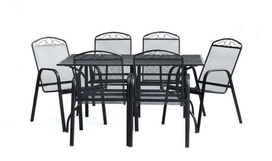 Rojaplast kovinski stol ZWMC-31 (609)