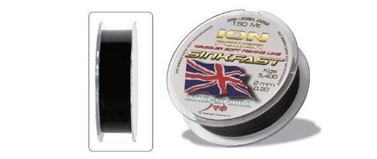 Awa-Shima Vlasec Awa Shima Ion Power Sinkfast 150m Průměr: 0,12mm