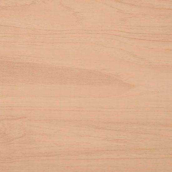 shumee Okleina na drzwi, 2 szt., jasny dąb, 210x90 cm, PVC