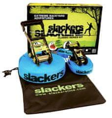 SLACKERS Slackline Classic set s trakom za učenje