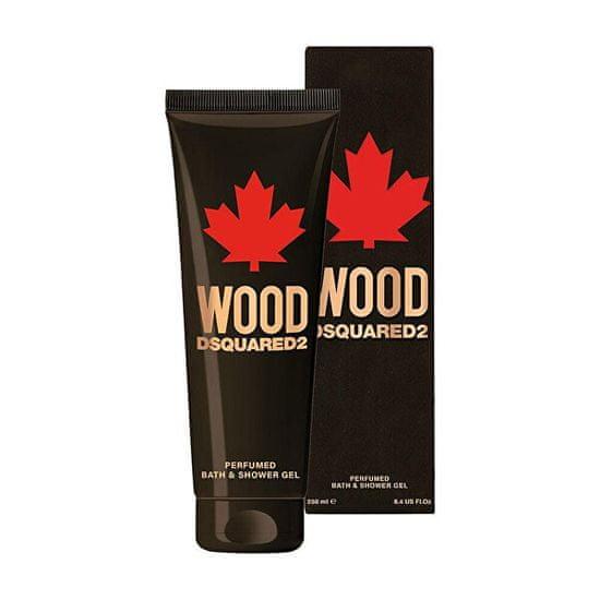 Dsquared² Wood For Him - sprchový gel