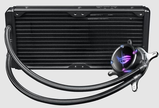 Asus ROG Strix LC II 280 ARGB vodno hlajenje za procesor