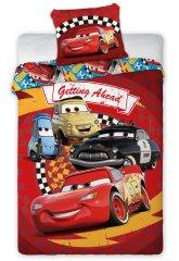 Faro Povlečení Cars 3 Blesk McQueen a Přátelé