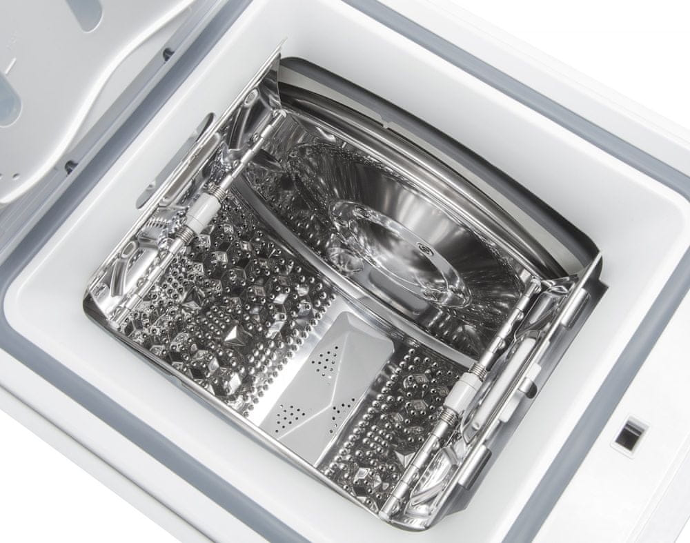 Philco automatická vrchem plněná pračka PLD 126 D QTL + bezplatný servis 36 měsíců