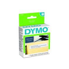 Dymo LW etikete za tiskanje, 19 x 51 mm, bele